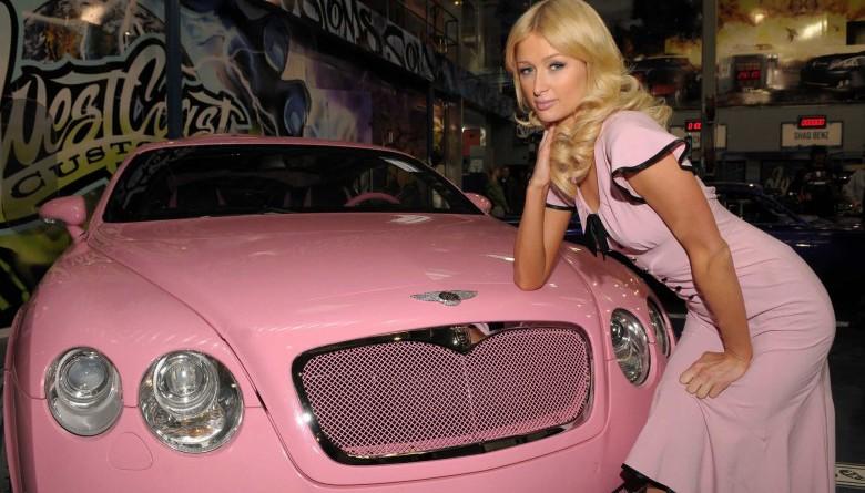 Машины Голливуда 3
