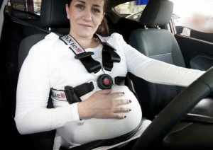 Адаптер ремня безопасности для беременных 2