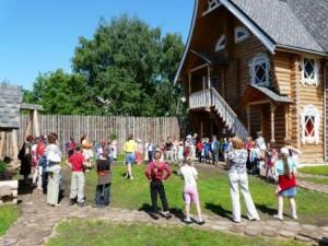 Кострома Терем Снегурочки Музей