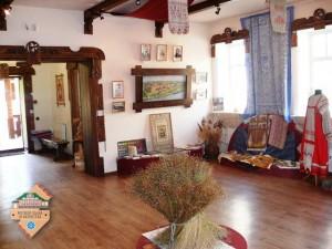 Кострома музей бересты и льна