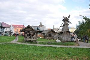 Мышкин Музей Под Открытым Небом