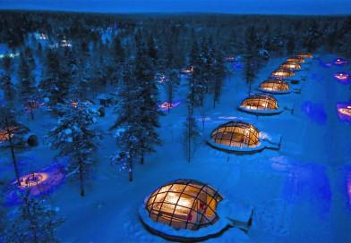 5 самых необычных отелей мира