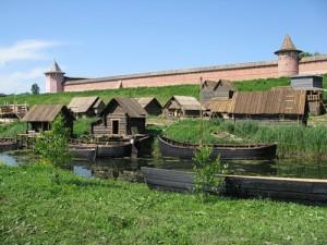 Суздаль Щурово Городище Музей Исторический