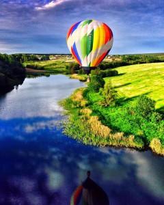 Полет на воздушном шаре aeronuts Путешествие