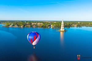 Полет на воздушном шаре aeronuts