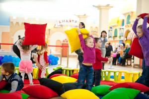 Фестиваль Пир На Волге Ярославль - 2016 - Детские Площадки