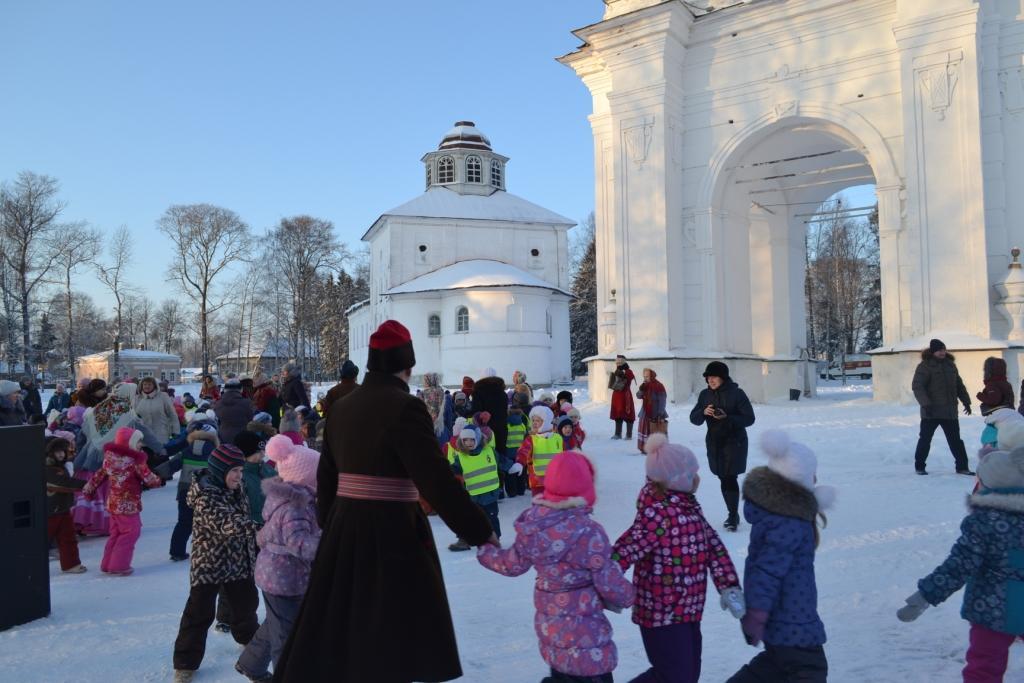 Фестиваль Колокольного Искусства Хрустальные Звоны Город Каргополь