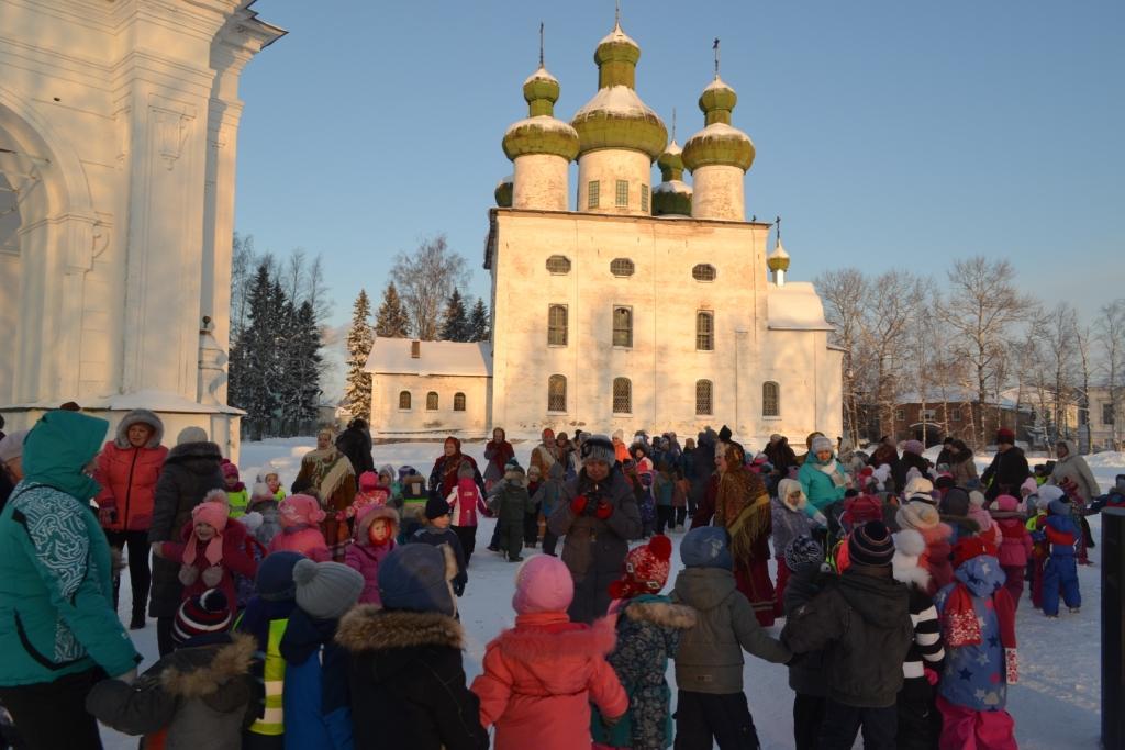 Фестиваль Колокольного Искусства Хрустальные Звоны Каргополь