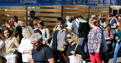 Городской Пикник Street Foof Weekend Калининград - 2