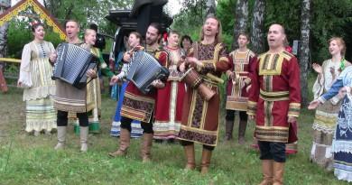 Фестиваль русского чая в Меховицах - 1