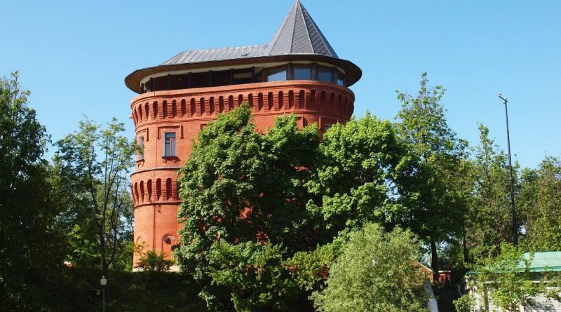 Водонапорная Башня Во Владимире - 2
