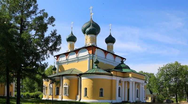 Спасо-Преображенский Собор Углич - 2
