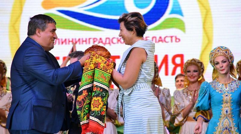 Фестиваль Территория Мира Калининград - 2