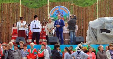 Фестиваль Хоров Казачья Застава - 1