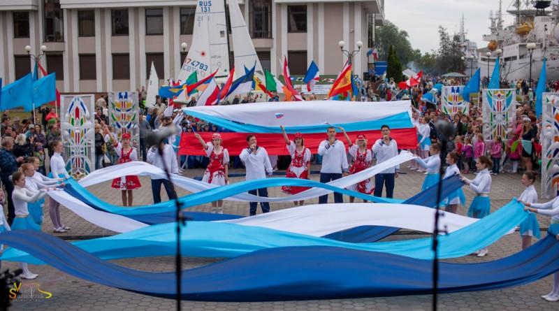 Фестиваль Водная Ассамблея Калининград - 1