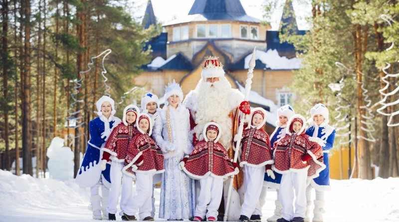 Великий Устюг Вологодская Область Праздник