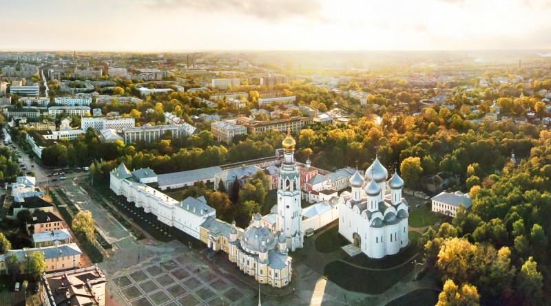 Серебряное Ожерелье России Вологда Город