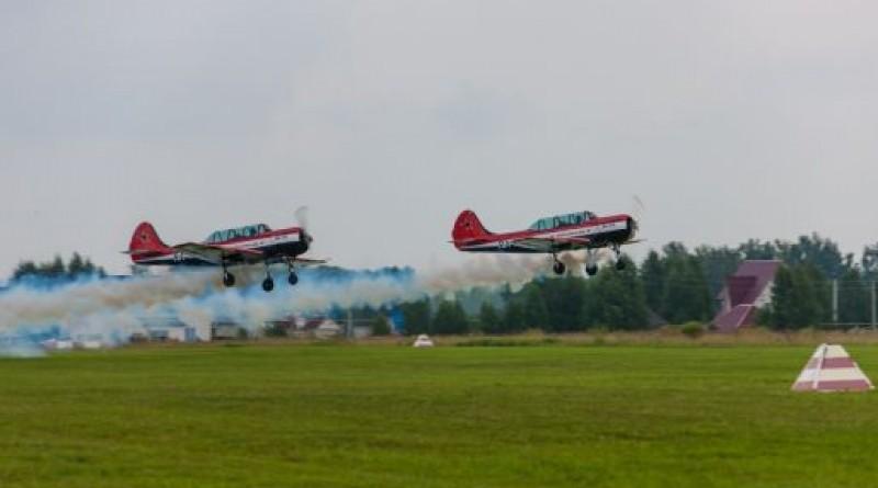 Авиашоу Новосибирск Аэропорт Мочище - 2
