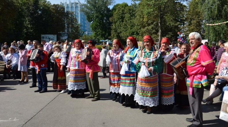 Фестиваль Играй Гармнь Елецкая Елец - 1
