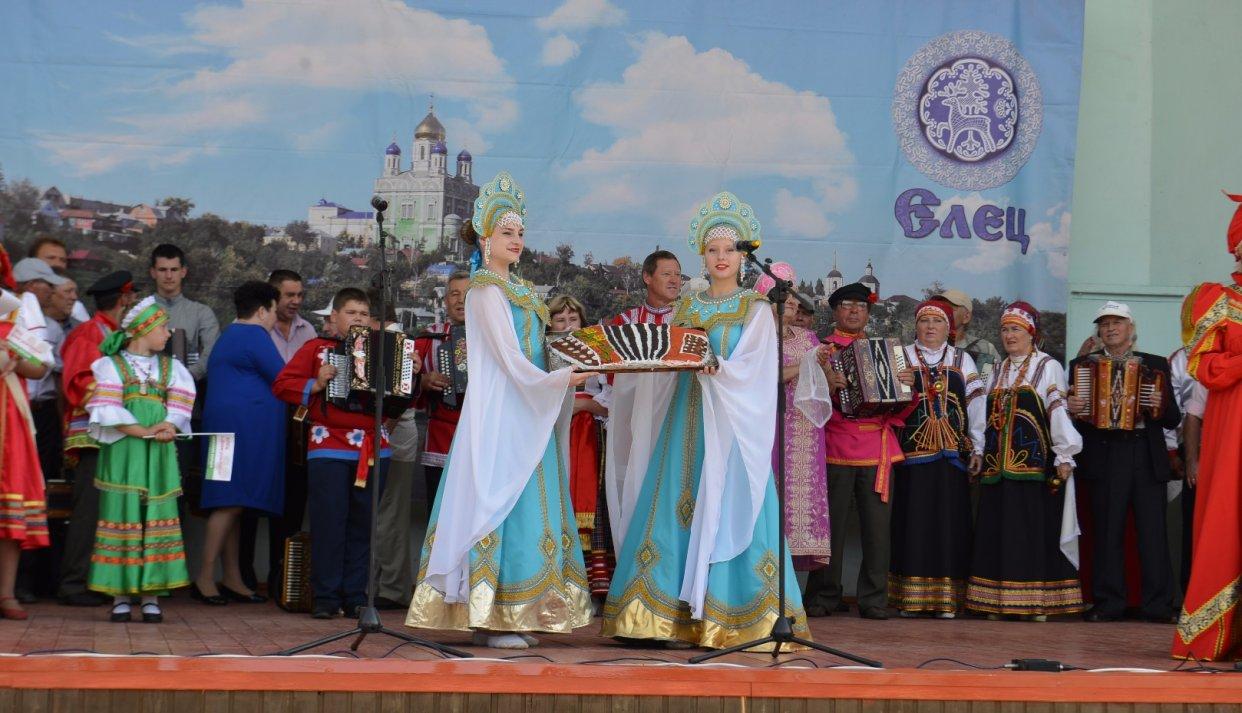 Фестиваль Играй Гармнь Елецкая Елец - 2