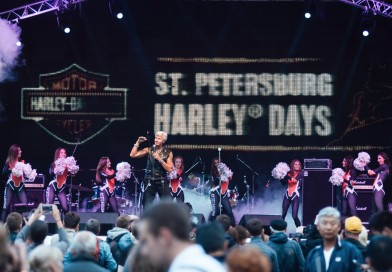 Фестиваль «St. Petersburg Harley Days» — Санкт-Петербург