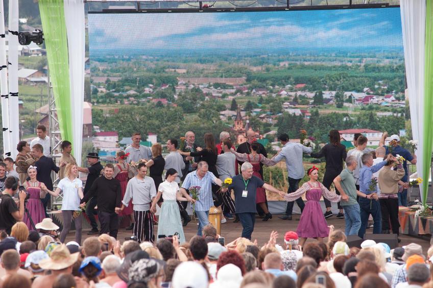 Фестиваль Шукшинские Чтения Алтайский Край - 1