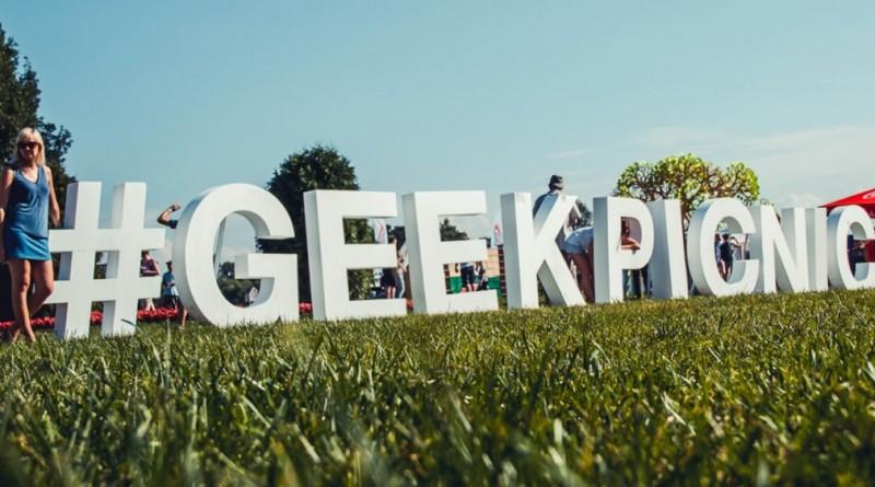 Geek Picnic Санкт Петербург - 1